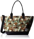 [チャムス] CHUMS トートバッグ Carry Tote Bag Sweat Nylon CH60-2118-Z048-00 Z048 (Booby Camo/Black)