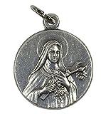 イタリア製メダイ リジューの聖テレジア(St.Therese of Lisieux)