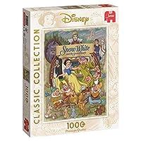 ディズニー クラシックコレクション スノーホワイト ジャンボ 19490 1000ピース ジグソーパズル
