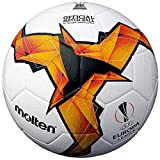モルテン(molten) サッカーボール 5号球(一般用) UEFAヨーロッパリーグ 2018-19(ノックアウトステージ)試合球 F5U5003-K19