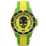 (エンジェルクローバー) ANGEL CLOVER エンジェルクローバー 時計 ANGEL CLOVER RO40YG ROEN ローエン×エンジェルクローバーコラボモデル 腕時計 ウォッチ イエロー/グリーン [並行輸入品]