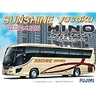 1/32 観光バスシリーズ BUS7 日野セレガ SHD 東京ヤサカ観光バス仕様