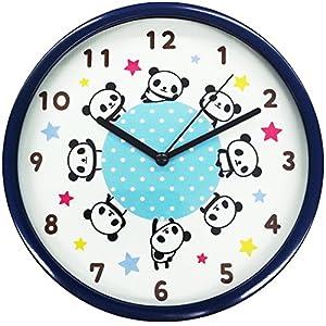 ツイン 掛け時計 パンダ L JT011