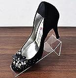 PLATA (プラタ) 【 1個 】 靴 シューズ 用 ディスプレイ 【 卓上型 Sサイズ 】 販売 ディスプレー コレクション 展示 などに