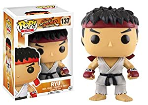 CAPCOM(カプコン) Street Fighter(ストリートファイター) リュウ FUNKO/ファンコ POP VINYL ミニフィギュア