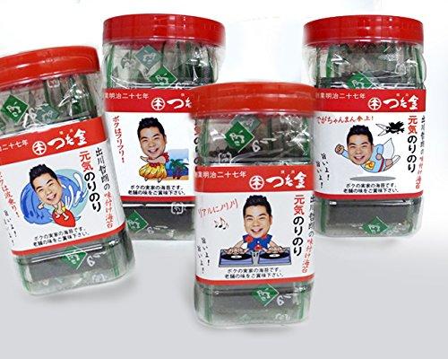 出川哲郎の元気のりのり味付海苔|蔦金商店