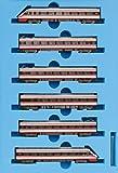 マイクロエース Nゲージ 東武200系 シングルアームパンタ 妻板塗装 急行「りょうもう」 6両セット A2653 鉄道模型 電車
