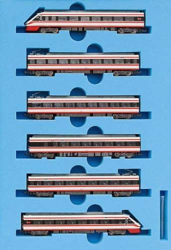 Nゲージ A2653 東武200系 シンングルアームパンタ 妻板塗装 急行「りょうもう」6両セット