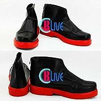 ●●サイズ選択可●●I0083ZCI コスプレ靴 ブーツ RWBY ルビー Adam アダム・トーラス 男性26CM