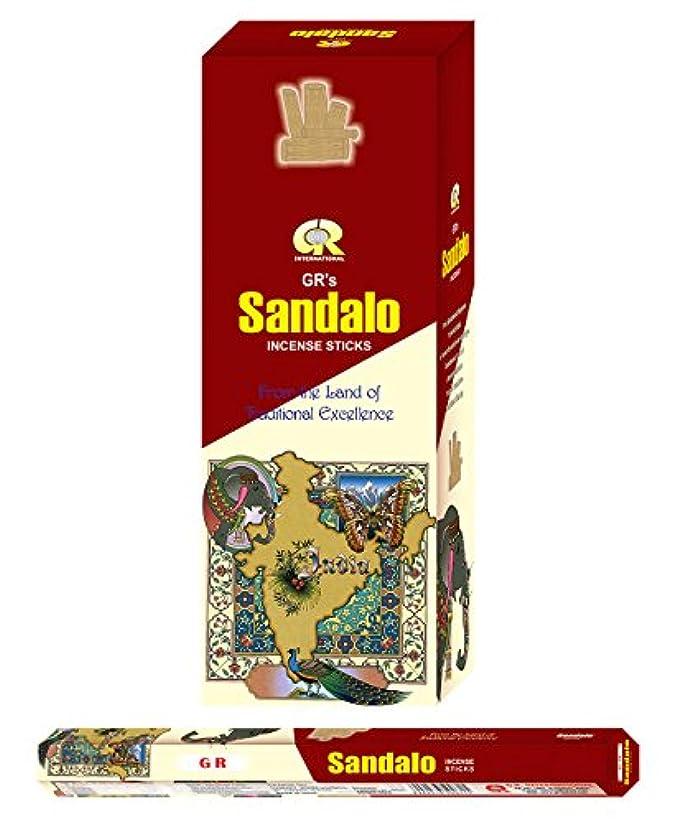 リゾートトライアスロン陪審Sandalo incense-120 Sticks