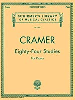 84 Studies for Piano: Books. I-iv, Complete (Schirmer's Library of Musical Classics)
