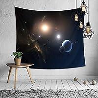 ShiMin 宇宙地球シリーズホームデコレーションタペストリー壁の壁の装飾ビーチタオル毛布 (Style : 5)