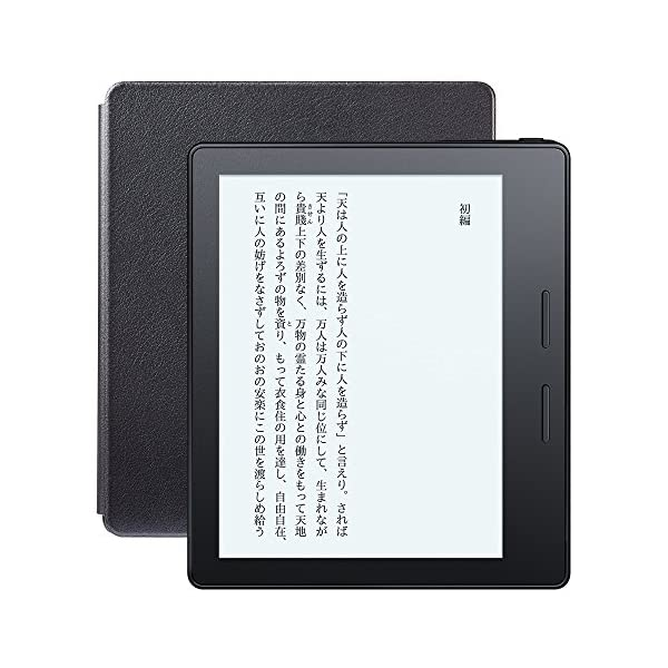Kindle Oasis Wi-Fi + 3G...の紹介画像1
