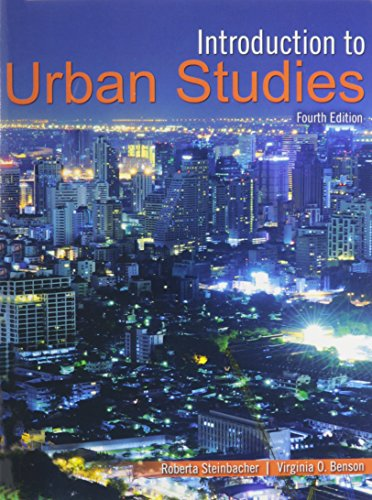Download Introduction to Urban Studies 1465203079
