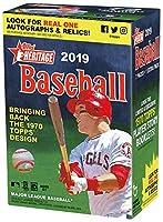 Topps 2019 Heritage Baseball Blaster Box (8 Packs/9 Cards)