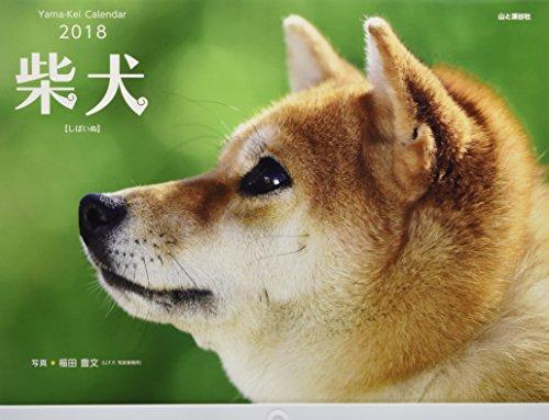 カレンダー2018 柴犬 (ヤマケイカレンダー2018)