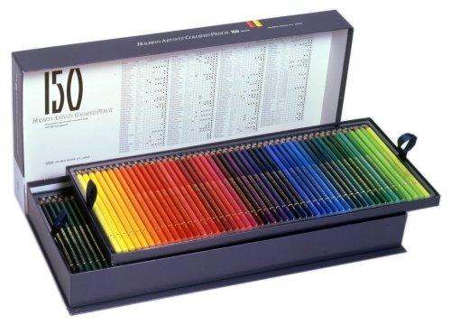 ホルベイン アーチスト色鉛筆150色セット