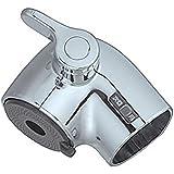 LIXIL(リクシル) INAX シャワーヘッド部 メッキ(Ni-Cr) A-5401