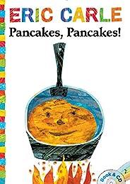 Pancakes, Pancakes!: Book & CD (The World of Eric Ca