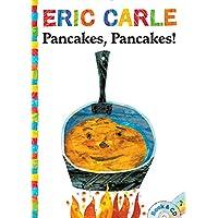 Pancakes, Pancakes!: Book & CD (The World of Eric Carle)
