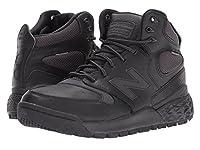 (ニューバランス) New Balance メンズランニングシューズ・スニーカー・靴 HFLPXv1 Black/Black ブラック/ブラック 9.5 (27.5cm) D