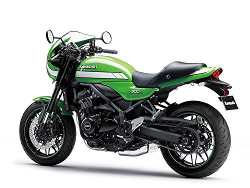スカイネット 1/12 完成品バイク カワサキ Z900RS カフェ ビンテージライムグリーン