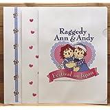 Ann&Andy アン&アンディ 2000年フェスティバルオリジナルグッズ クリアファイル3種セット 長期保管品