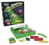 ThinkFun Invasion of The Cow Snatchers STEMおもちゃとロジックゲーム 男の子と女の子用 対象年齢6歳以上 マグネット迷路ロジックパズル