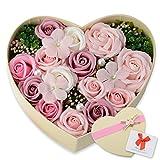 Mily 花 ギフト 誕生日 プレゼント amazon 結婚祝い フラワーソープ 造花