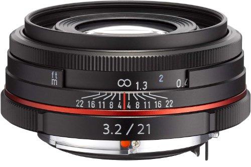 HD PENTAX-DA 21mmF3.2AL Limited ブラック