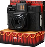 【HOLGA120CFN】 120フィルムホルガ/カラーフラッシュ付・プラスティックレンズ(PowerShovel)