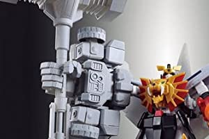 スーパーミニプラ 勇者王ガオガイガー2 3個入りBOX (食玩)