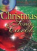 CARISCH SING & PLAY CHRISTMAS + CD - PVG Partition variété, pop, rock... Variété internationale Piano voix guitare