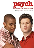 Psych: Complete Third Season [DVD] [Import]