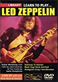 Amazon.co.jpLearn to Play Led Zeppelin [Import anglais]