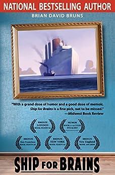 Ship for Brains (Cruise Confidential Book 2) by [Bruns, Brian David]