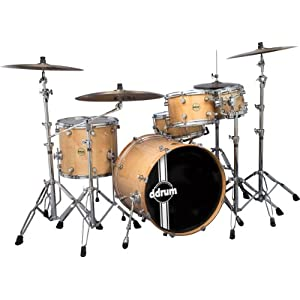 ddrum  Paladin Maple Player 4pc Natural Maple ドラムセット メープルシェル ナチュラル