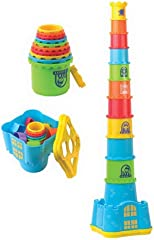 Hap-P-Kid 4250 Castle Stacking Cups