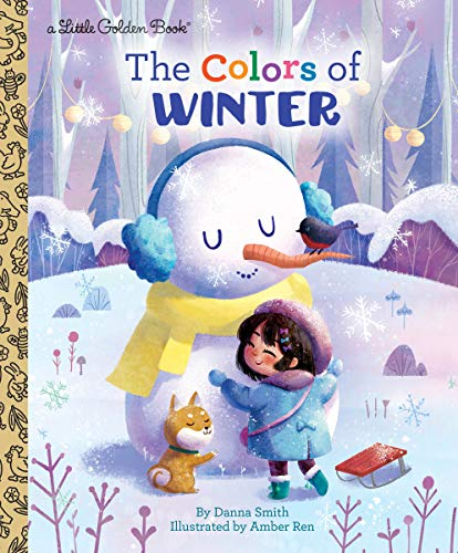 The Colors of Winter (Little Golden Book) (English Edition)