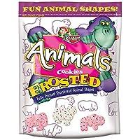 Keebler Frosted Animal Cookies 13 oz [並行輸入品]