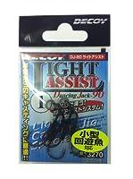 カツイチ(KATSUICHI)デコイ DJ-90 ライトアシスト 1