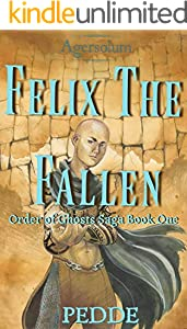 Felix the Fallen (Order of Ghosts Saga Book 1) (English Edition)