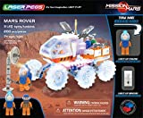 Laser Pegs Building Blocks ( 200ピース)、Mars Rover、最初の照明付きConstruction Toy to Ignite Your子の創造性、LEDライトアップConstructionブロック、と互換性の主要レンガBuildingセット