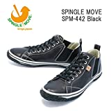 (スピングルムーヴ)SPINGLEMOVE spm442-05 スニーカー SPINGLE MOVE SPM-442/ Black LL27.5cm Black