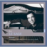 Eric Le Sage-Poulenc / Concertos