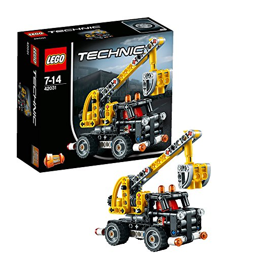 レゴ (LEGO) テクニック 高所作業車 42031