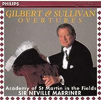 Gilbert+Sullivan;Overtures