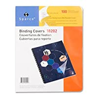 SPR18202 - Sparco Standard Round Corner Presentation Cover [並行輸入品]