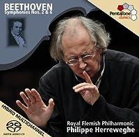Symphonies Nos 2 & 6 (2009-06-30)