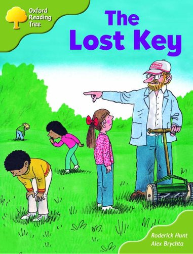Oxford Reading Tree: Stages 6-7: Storybooks (Magic Key): The Lost Keyの詳細を見る